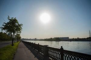 Москва-река в ЮАО