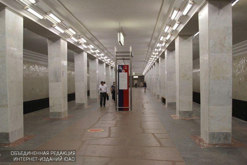 Станцию «Ленинский проспект» частично закроют для пассажиров вближайшие выходные