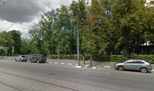 Улица Орджоникидзе в Донском районе