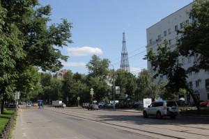 Улица Шаболовка в Донском районе
