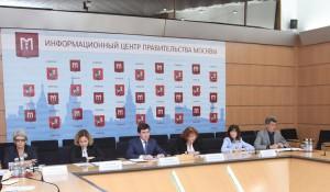 Пресс-конференция перед новым учебным годом