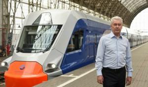 Сергей Собянин рассказал о ходе строительства на МЦК