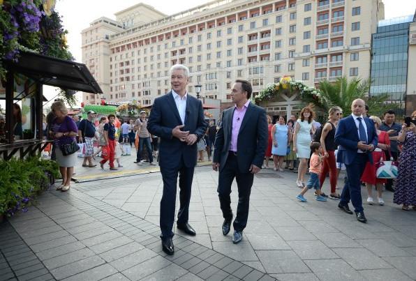 Собянин рассказал о новой традиции встречать Новый год в Москве
