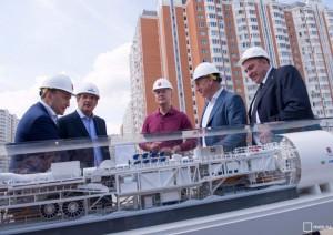 Сергей Собянин рассказал об открытии новых станций метро в Москве