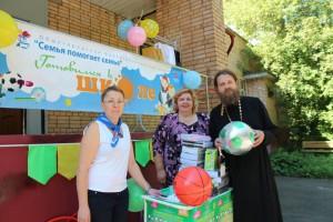 Благотворительная акция в Донском районе