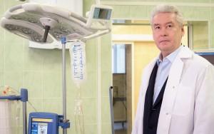 Сергей Собянин рассказал о строительстве нового медицинского центра в Москве