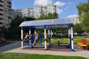 Новые спортивные объекты появятся в Донском районе