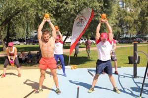 Легкая атлетика в ЮАО