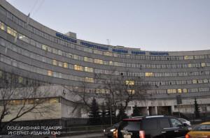 Главное здание МГАВТа