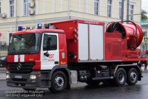 Боевая одежда пожарных и техническое вооружение спасателей представлено в новом музее в ЮАО