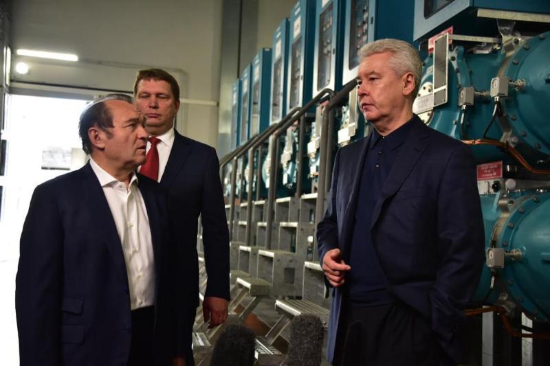 С.Собянин: Москва преждевременно начала отопительный сезон