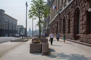 На портале «Активный гражданин» начался опрос, касающийся итогов благоустройства московских улиц