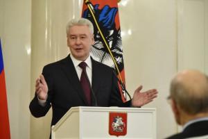 Сергей Собянин рассказал о закрытии Олимпиады мегаполисов в Москве