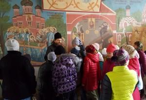 Экскурсия по Донскому монастырю