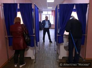 Жители Москвы стали реже пользоваться открепительными удостоверениями
