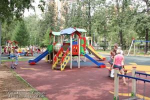 В Донском районе преобразятся три площадки