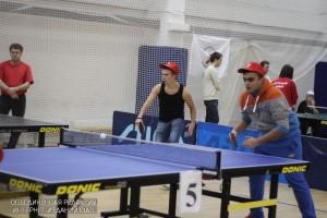 Жители Донского района определят лучшего игрока в настольный теннис