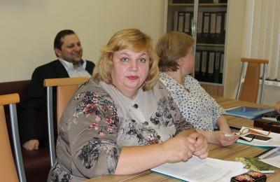 Депутат Галина Зайковская