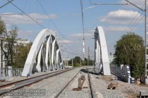 Железная дорога в Донском районе