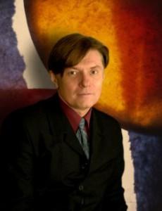 Председатель секции прозы Союза Писателей Санкт-Петербурга Павел Алексеев