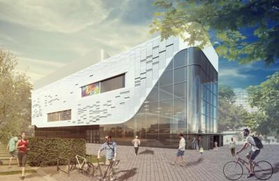 Проект реконструкции кинотеатр «Орбита»