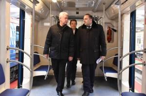 Сергей Собянин рассказал о начале строительства нового участка ТПК