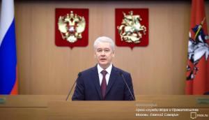 Собянин отчитался о работе перед депутатами МГД