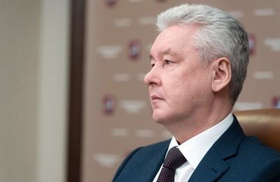 Собянин рассказал о благоустройстве улиц Москвы
