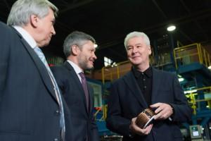Собянин рассказал о развитии технопарков в Москве