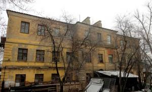 Здание, выставленное на аукцион в Донском районе