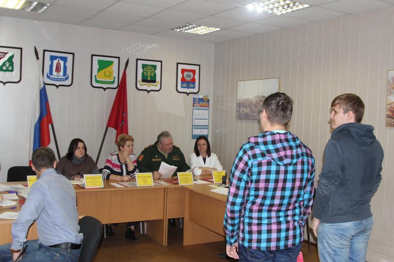 ВУльяновской области продолжается призыв вармию