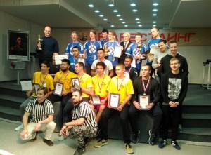 Победители и призеры соревнований по армспорту
