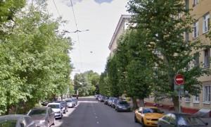 Улица Городская в ЮАО
