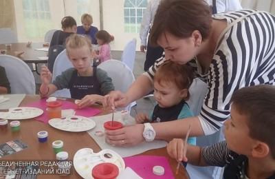 Детей Донского района научили делать открытки