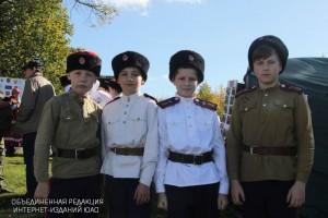 """Фестиваль """"Казачья станица"""""""