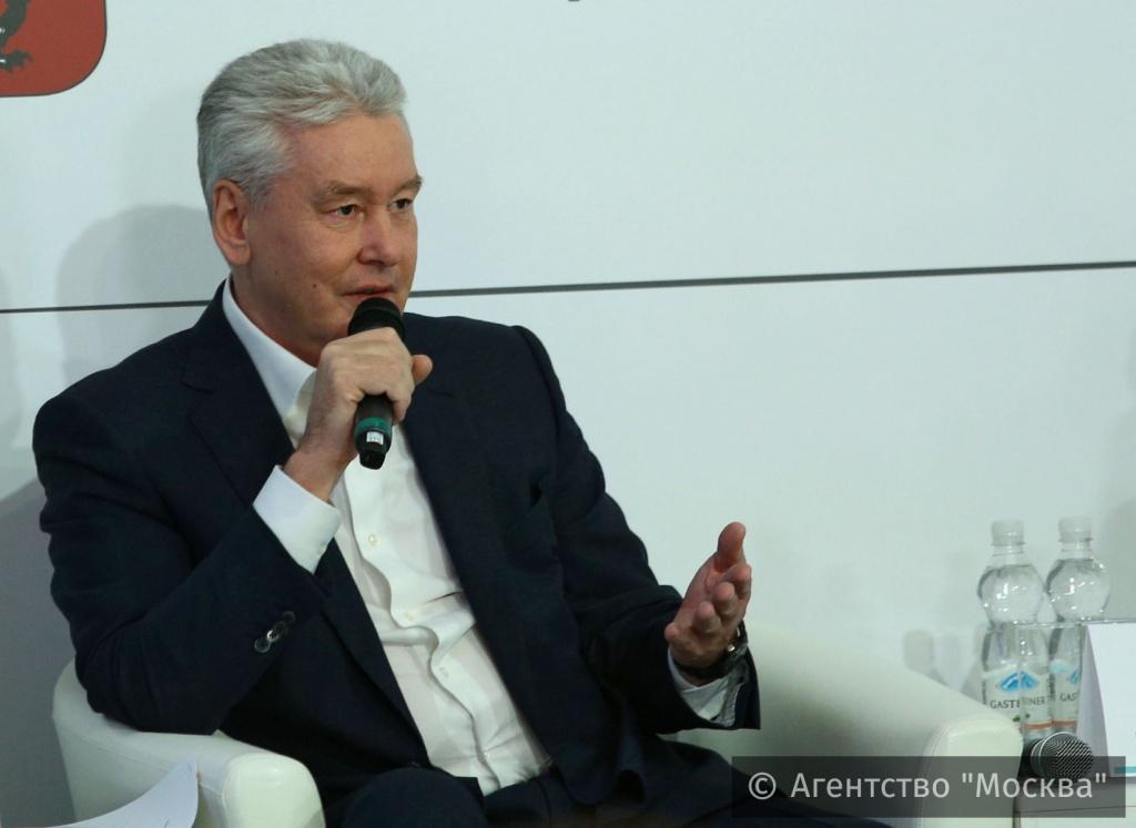 Собянин: Москва— один изпризнанных мировых центров культуры