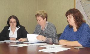 Члены заседания Координационного совета