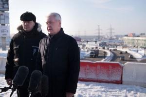 Сергей Собянин рассказал о строительстве дорог в новой Москве