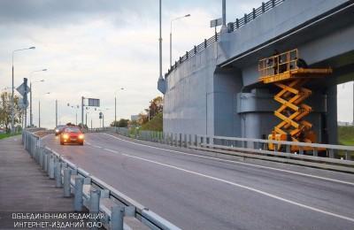 Развязка Каширского шоссе и МКАД