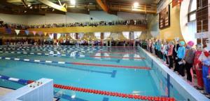 На Кубке Москвы по плаванию