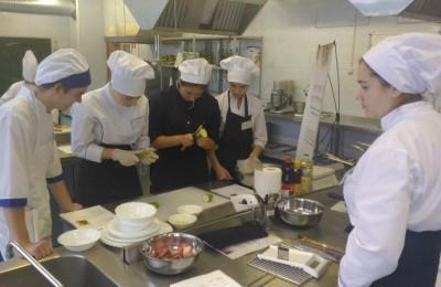 Мастер-класс по приготовлению корейских блюд