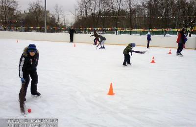 Жители ЮАО предпочитают активные виды спорта