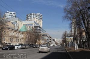 Улица Донского района