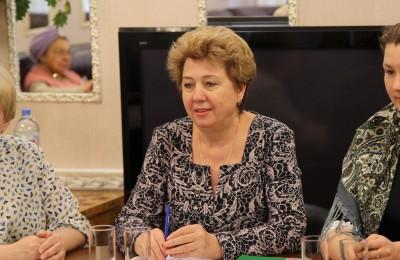 Глава муниципального округа Донской Татьяна Кабанова
