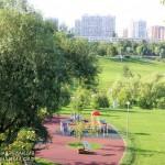 Каскадный парк