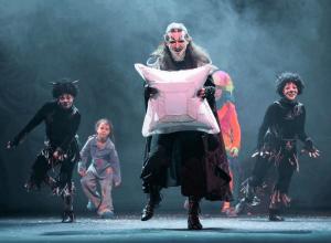 Спектакль «Бай-бай, Храпелкин!» в Театриуме на Серпуховке