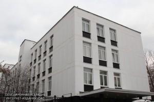 Школа №630 в Донском районе