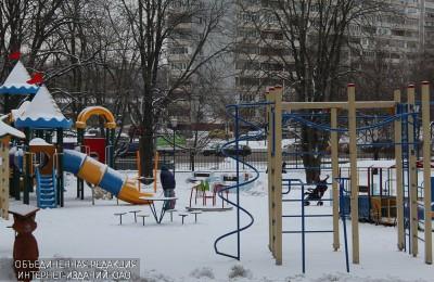 Парк в Донском районе