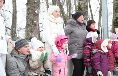 Жители Донского района на празднике