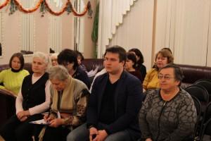 Жители Донского района на встрече